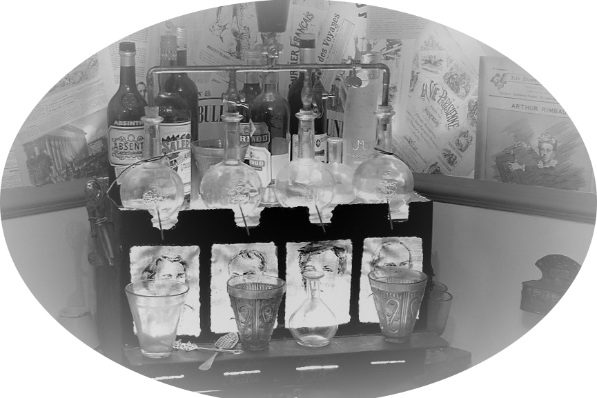 Abyssinian cocktails were provided by Awash Wine
